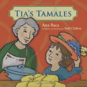 TÍA'S TAMALES by Ana Baca