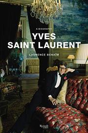 YVES SAINT LAURENT by Laurence Benaïm