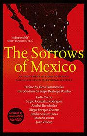 THE SORROWS OF MEXICO by Lydia Cacho