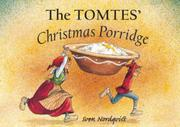 Book Cover for THE TOMTES' CHRISTMAS PORRIDGE