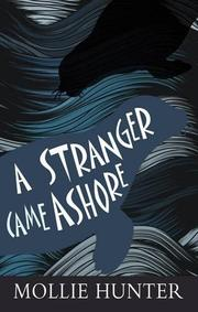 Cover art for A STRANGER CAME ASHORE