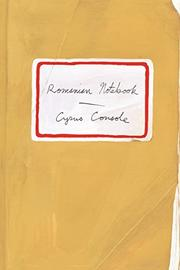 ROMANIAN NOTEBOOK by Cyrus Console