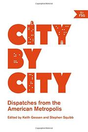 CITY BY CITY by Keith Gessen