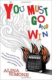 Cover art for YOU MUST GO AND WIN