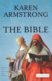 Book Cover for THE BIBLE