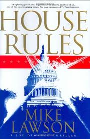 HOUSE RULES by Mike Lawson