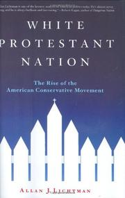 Cover art for WHITE PROTESTANT NATION