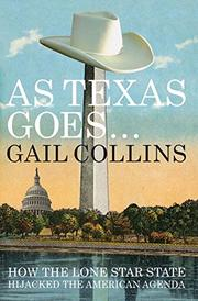Book Cover for AS TEXAS GOES...