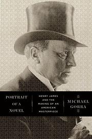 Cover art for PORTRAIT OF A NOVEL