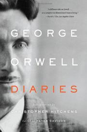 DIARIES by George Orwell