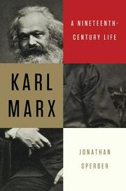 KARL MARX by Jonathan Sperber
