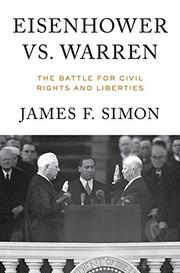 EISENHOWER VS. WARREN by James F. Simon