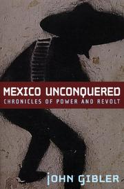 Cover art for MEXICO UNCONQUERED