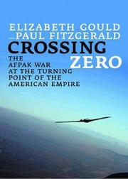Cover art for CROSSING ZERO