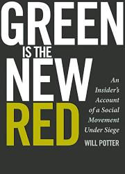 Book Cover for GREEN IS THE NEW RED