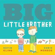 Book Cover for BIG LITTLE BROTHER