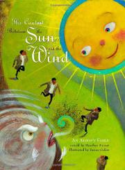 Cover art for THE CONTEST BETWEEN THE SUN AND THE WIND