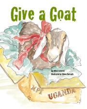 Book Cover for GIVE A GOAT