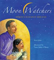 Cover art for MOON WATCHERS