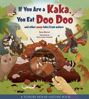 IF YOU ARE A KAKA, YOU EAT DOO DOO by Sara Martel