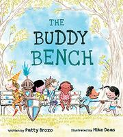 THE BUDDY BENCH by Patty Brozo