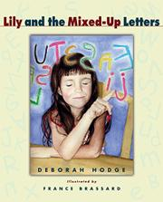 Book Cover for LILY AND THE MIXED-UP LETTERS