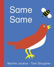 Book Cover for SAME SAME