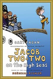 Cover art for JACOB TWO-TWO ON THE HIGH SEAS