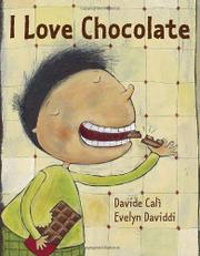 I LOVE CHOCOLATE by Davide Cali