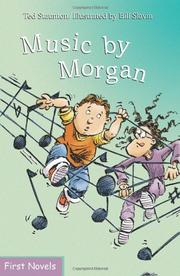 Book Cover for MUSIC BY MORGAN