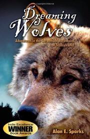 Cover art for DREAMING OF WOLVES