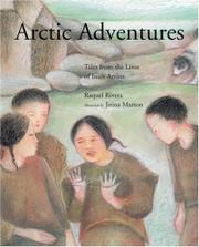 Book Cover for ARCTIC ADVENTURES