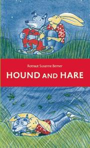 HOUND AND HARE by Rotraut Susanne Berner