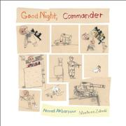 Book Cover for GOOD NIGHT, COMMANDER