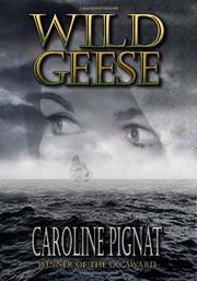 WILD GEESE by Caroline Pignat