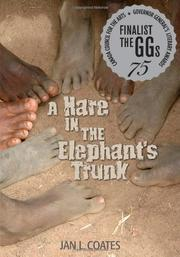 Book Cover for A HARE IN THE ELEPHANT'S TRUNK