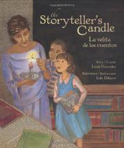 Book Cover for THE STORYTELLER'S CANDLE/LA VELITA DE LOS CUENTOS