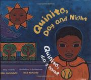 Cover art for QUINITO, DAY AND NIGHT / QUINITO, DÍA Y NOCHE