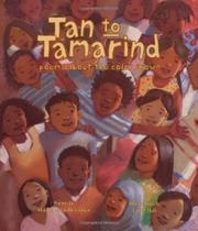 Book Cover for TAN TO TAMARIND