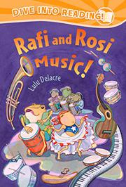 RAFI AND ROSI MUSIC! by Lulu Delacre