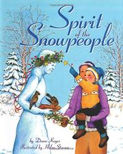 Cover art for SPIRIT OF THE SNOWPEOPLE