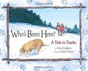 WHO'S BEEN HERE? by Fran Hodgkins
