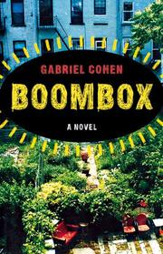 BOOMBOX by Gabriel Cohen