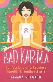 Book Cover for BAD KARMA