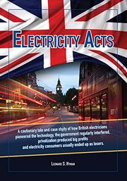 ELECTRICITY ACTS by Leonard S.  Hyman