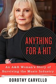 ANYTHING FOR A HIT by Dorothy Carvello