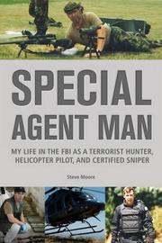 Cover art for SPECIAL AGENT MAN