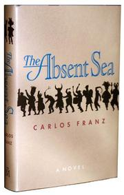 Cover art for THE ABSENT SEA