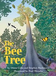 Cover art for THE BEE TREE