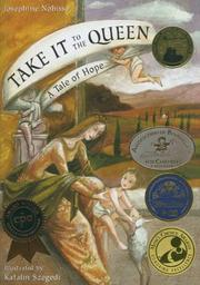 Cover art for TAKE IT TO THE QUEEN